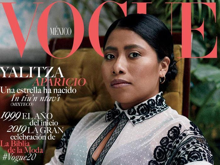 Yalitza Aparicio Vogue México Cover