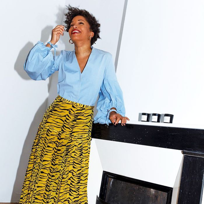 Editors Shopping Picks Spring 2019: Slip Into Style's Ellie wears Rixo's new season print