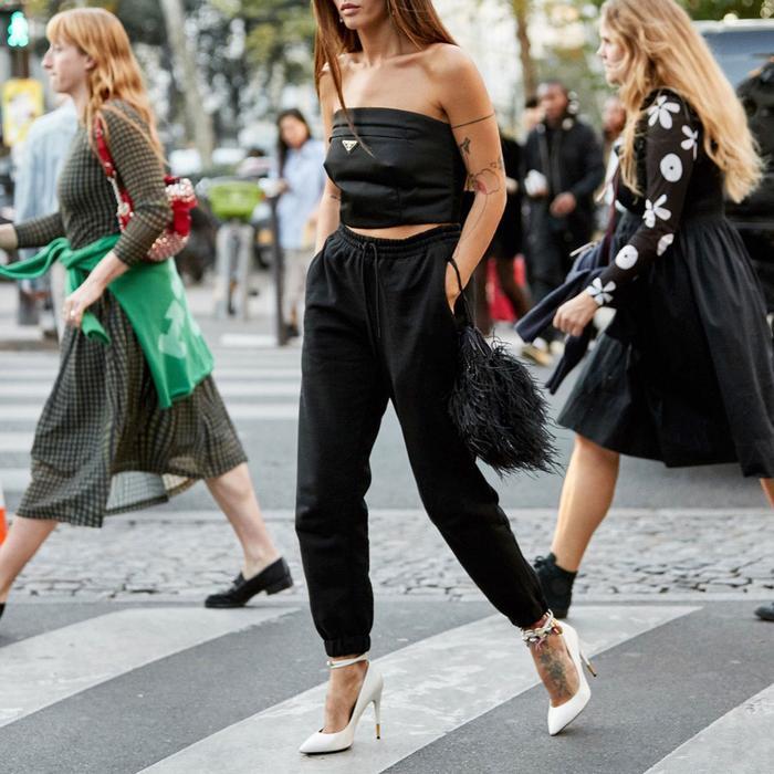 Prada Street Style