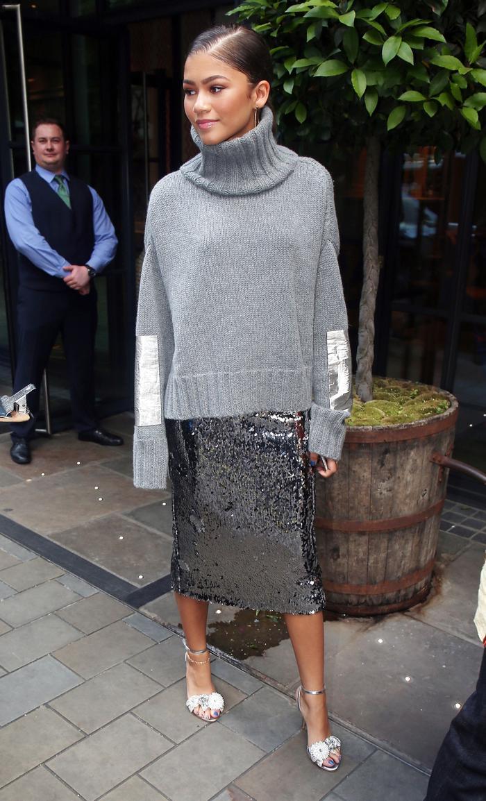 Zendaya Coleman style