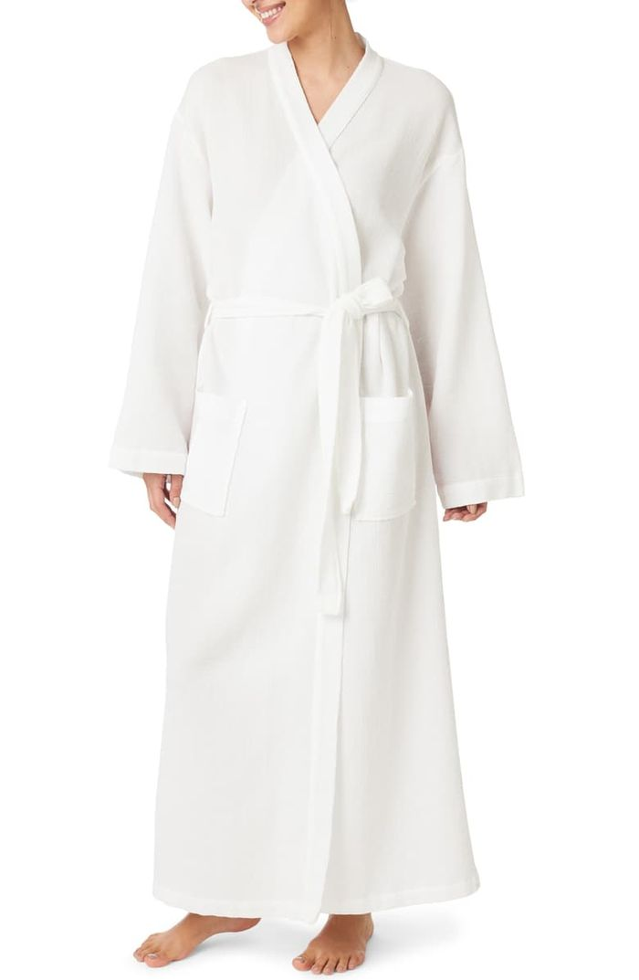 The 25 Best Bathrobes For Women That Are So Comfortable Who What Wear
