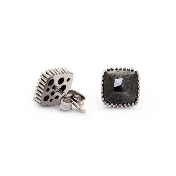 20 Black Diamond Earrings To Wear Every Day Who What Wear