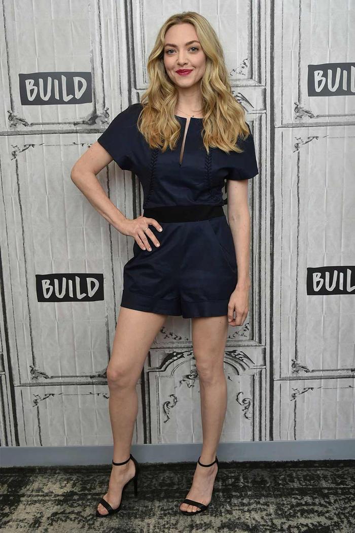 Amanda Seyfried Heels