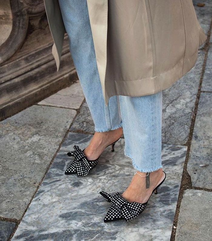 Best Shoe Brands UK: Pernille Wears Magda Bytrum Mules