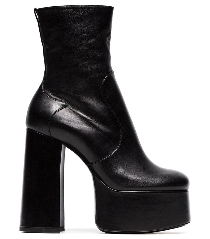 Platforms Are the Ugly Shoe Trend I