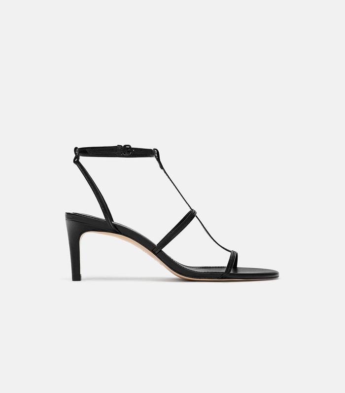 The $36 Zara Strappy Heels Everyone on