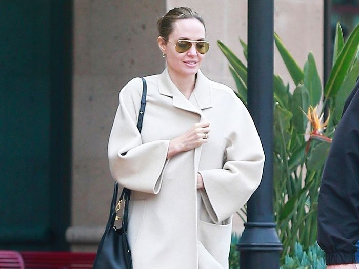 Angelina Jolie's $68 T-Shirt Is the Basic You Need in 2019
