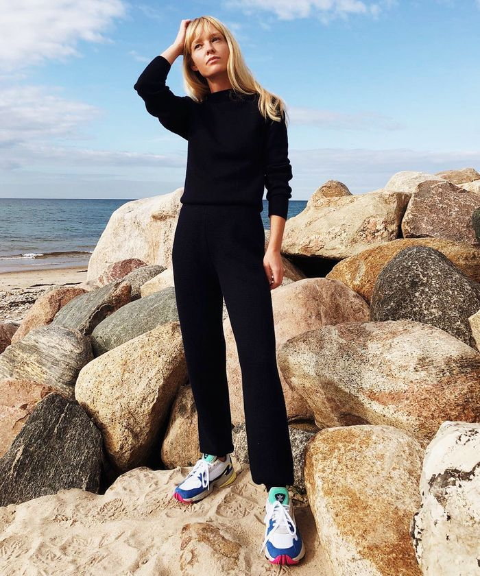 Stylish Outfits to Wear With Trainers