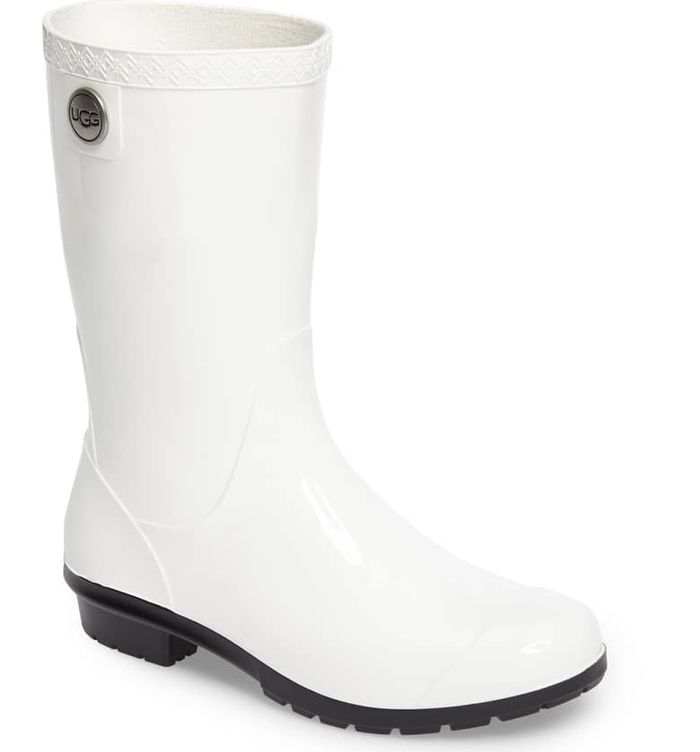Rain Boots Are All You'll Want to Wear