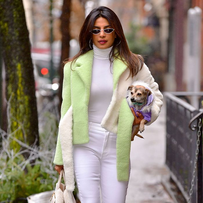 9 Celebrity Winter Outfit Ideas Who What Wear