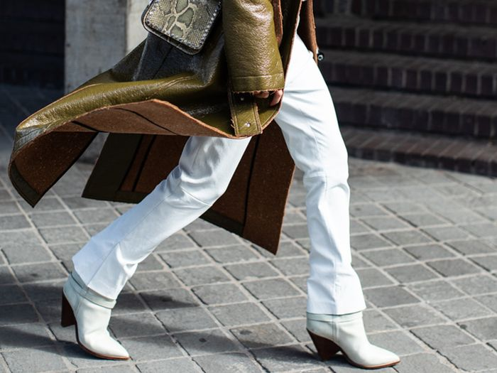 How to Wear White Jeans Like You Know What You're Doing
