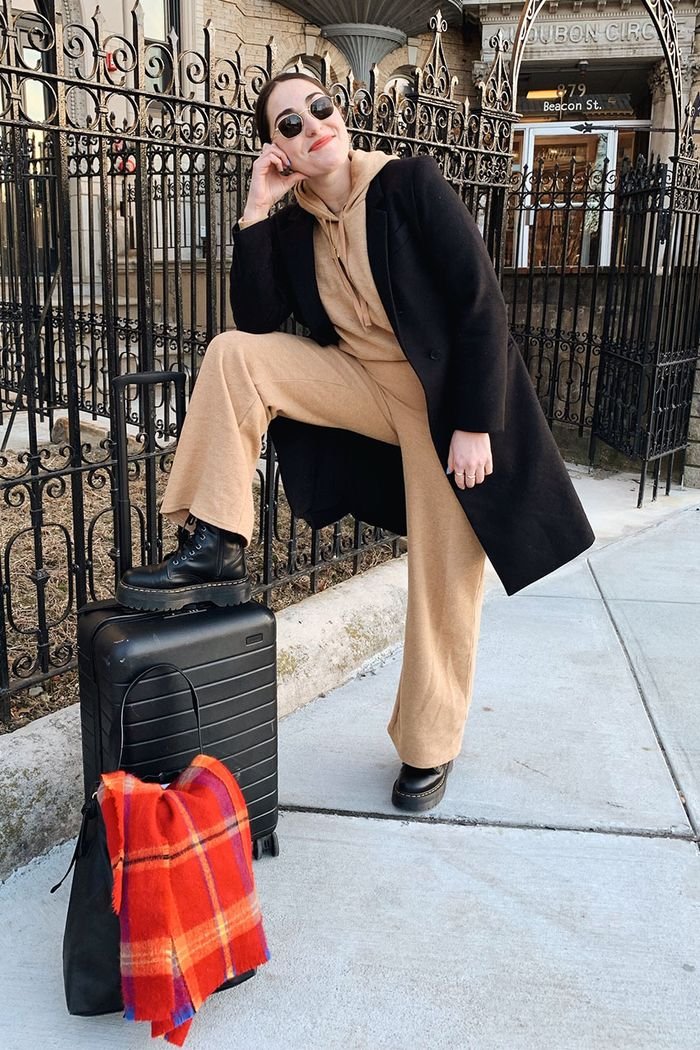 affordable matching set for travel