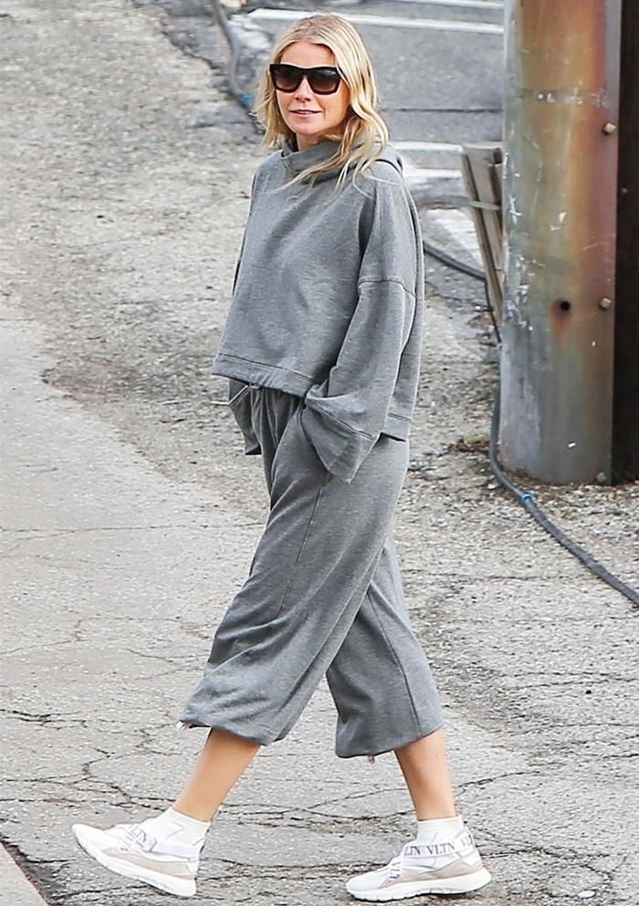 Gwyneth Paltrow Made Sweatpants and