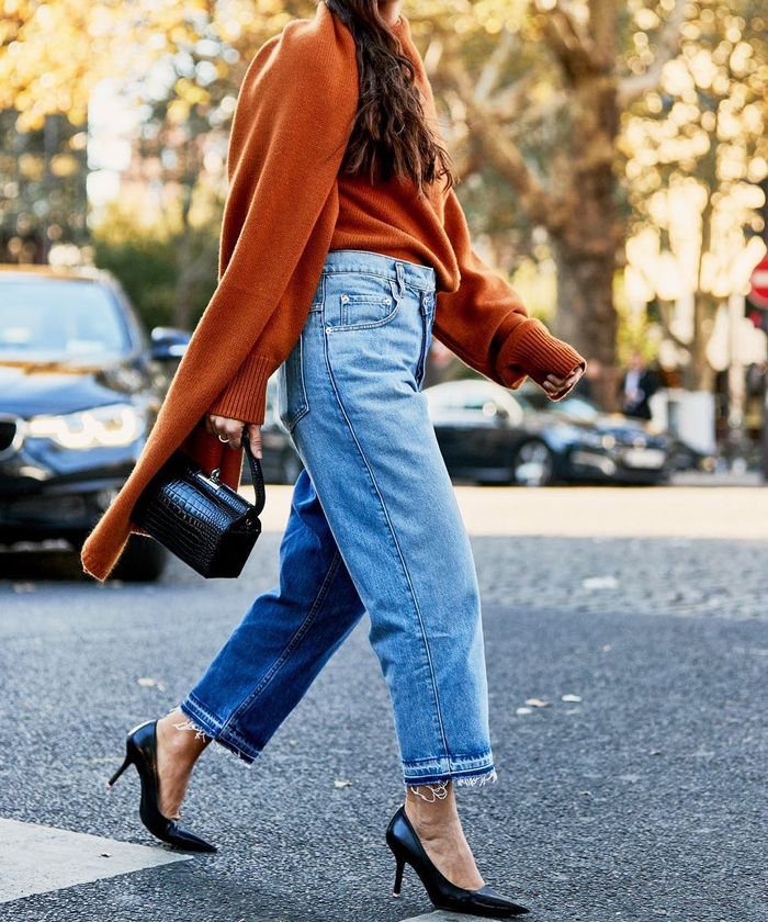 Best Affordable Accessories: Top-handle mini bags are my go-to.