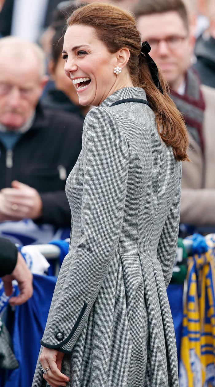Kate Middleton Wearing J.Crew