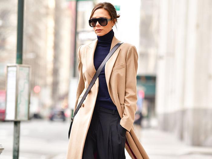 The Victoria Beckham Capsule Wardrobe