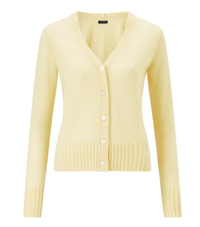 Jigsaw Cloud 7 Cashmere Jumper