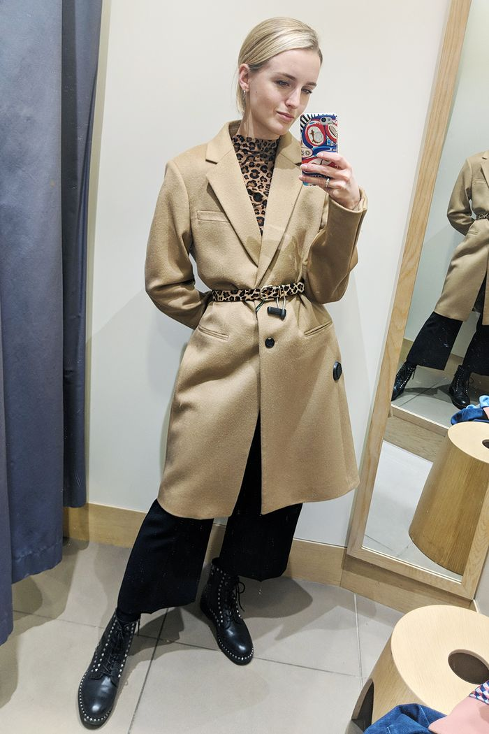 Best shopping LK Bennett Hobbs Jigsaw Boden: camel coat