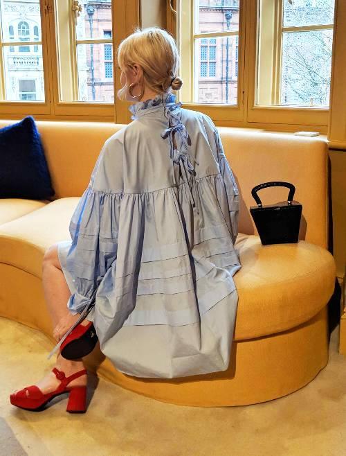 Best smock dresses: Isabel Mundigo-Moore