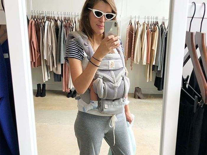 The Best Clothes to Wear on Maternity Leave