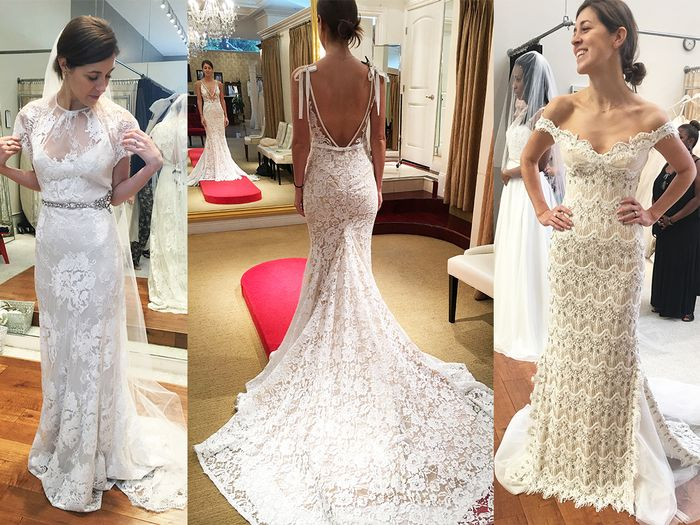 The Biggest Mistake When Shopping for a Wedding Dress