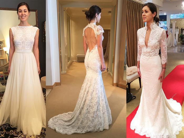 Wedding Dress Silhouettes to Know