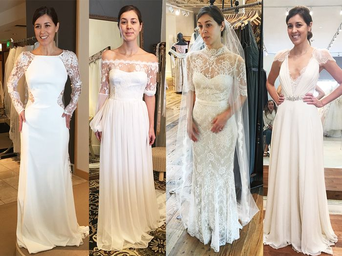 Don't Make These Mistakes When Shopping for Your Wedding Dress