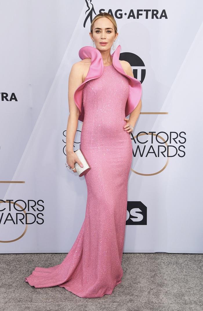 Emily Blunt 2019 SAG Awards