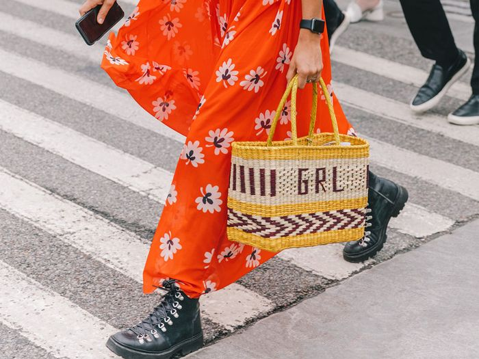 spring shoe trends from a stylist