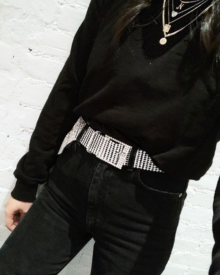 Fashion shopping picks january 2019: B-Low the Belt
