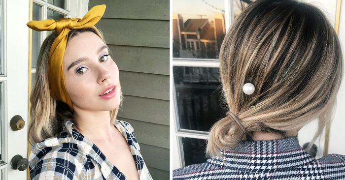 9 Short Hair Accessories That Instantly Elevate My Look Who What Wear