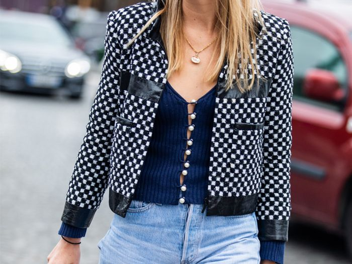 How Fashion Girls Wear Cool Cardigans