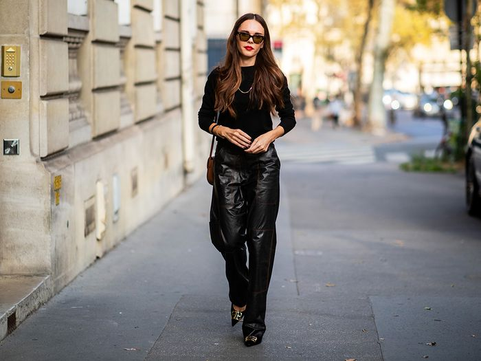 What to wear with black
