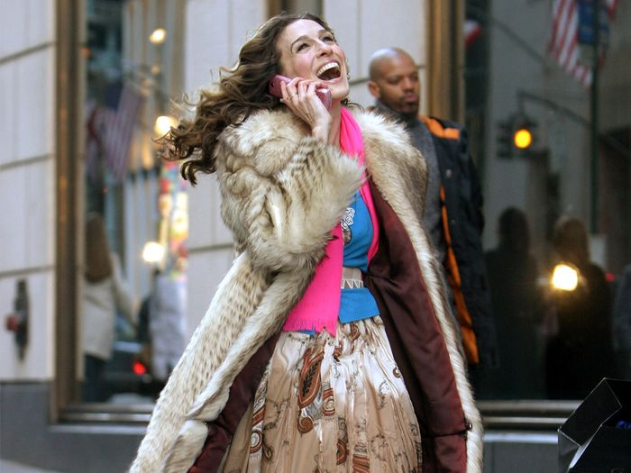Carrie Bradshaw Outfits We Love