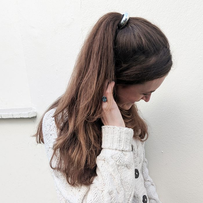 6 Editors On How To Style Half Up Half Down Hairstyles Who What Wear Uk