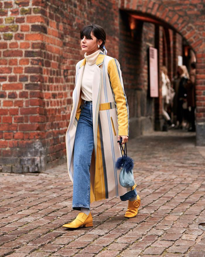 Copenhagen Fashion Week Cult Brands: Maria Bernad in Holzweiler Street Style