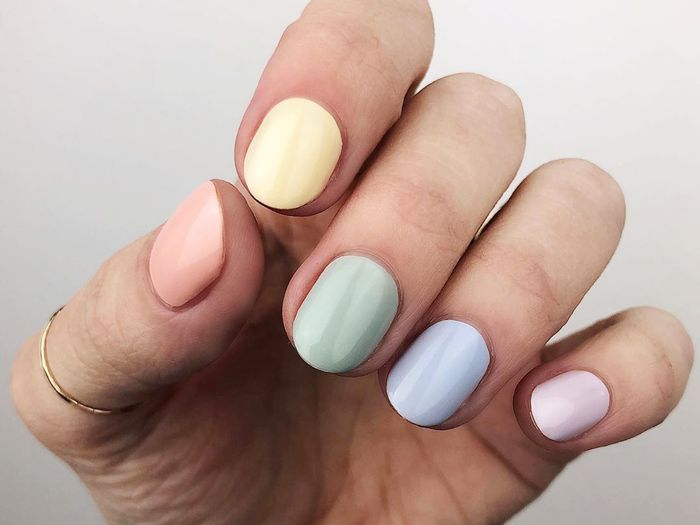 These Will Be the Biggest Spring 2020 Nail Trends, According to an Expert