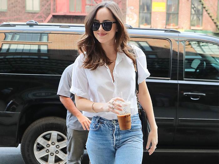 The 6 Shoe Styles Dakota Johnson Always Wears