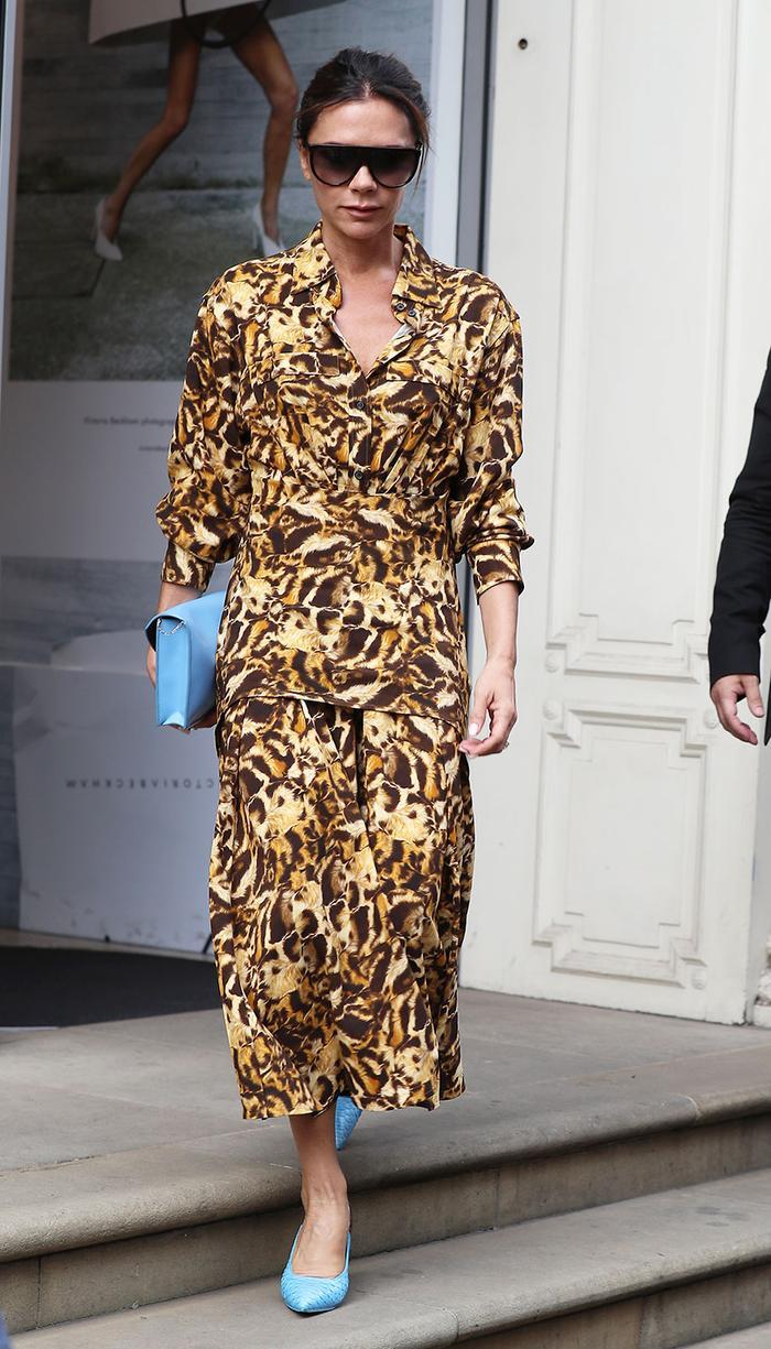 Pointed-Toe Stilettos: Victoria Beckham