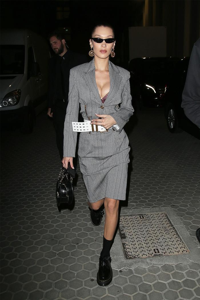 Bella Hadid fashion staples from Mango