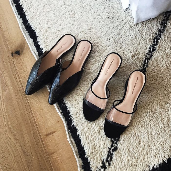 Who What Wear Collection Spring Shoes