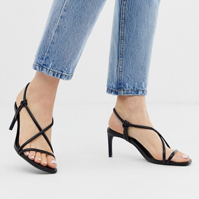 Topshop's Strappy Sandals Sold Out