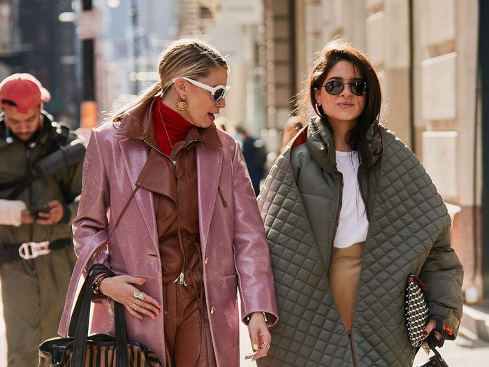 NYFW street style trends at Target