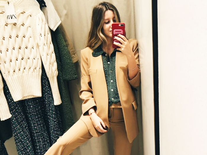 What a Spanish Editor Buys at Zara