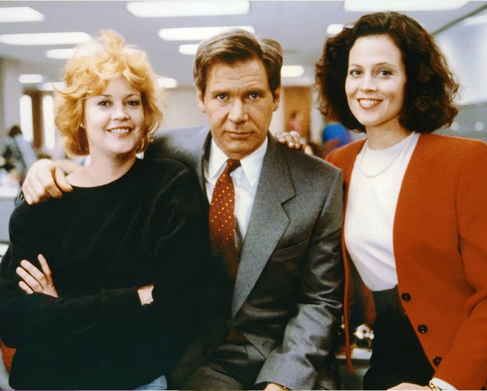 Working girl film fashion