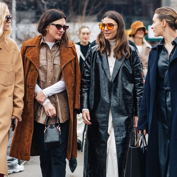 The Best Street-Style Looks From New York Fashion Week