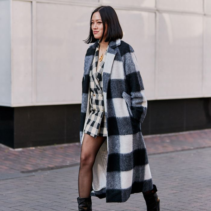 London Street Style Tiffany Hsu
