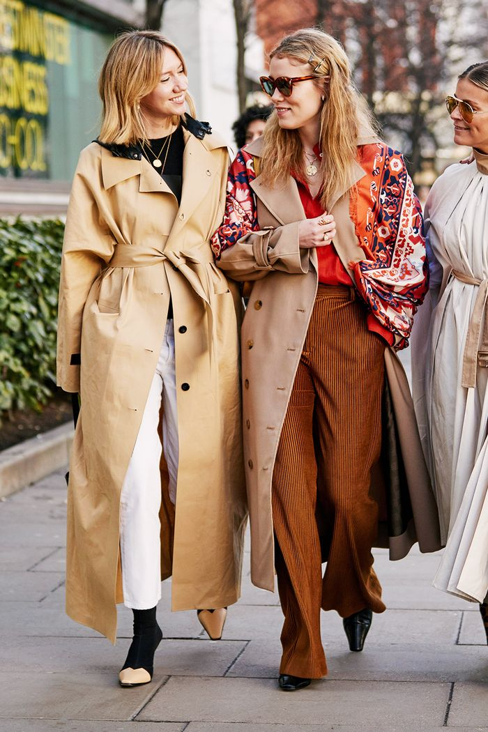 Statement Trench Coat, Fashionable Long Trench Coats