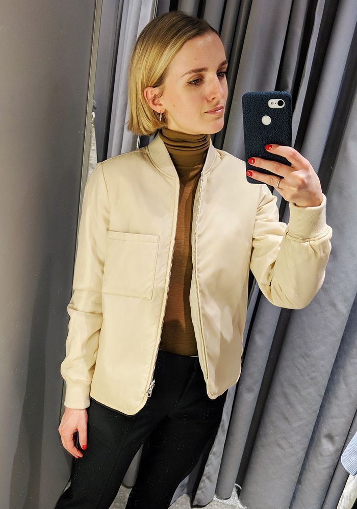 I Tried On 50 Minimalistic Pieces From Arket Weekday And Co Who What Wear Uk
