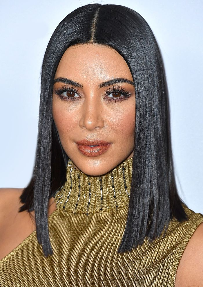 Kim Kardashian best haircuts for every face shape